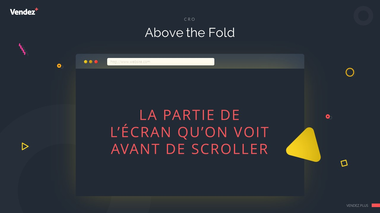 Définition de Above The Fold