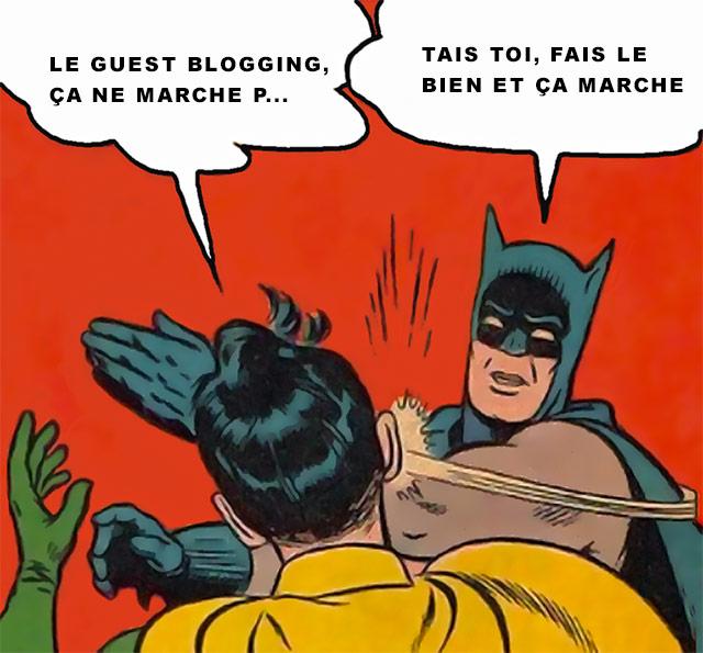Meme Guest Blogging