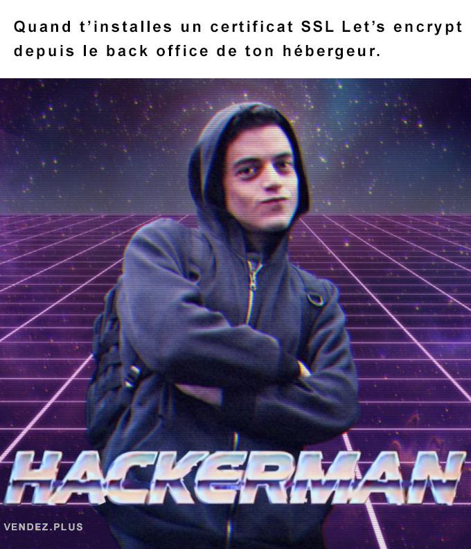 Meme certificat SSL